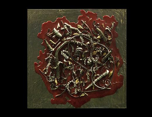 introspezione opera Angelo Muriotto artista