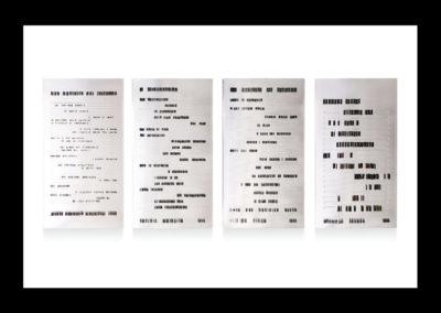 Manifesti-Suprematismo Dadaismo Futurismo Arte Povera 2012