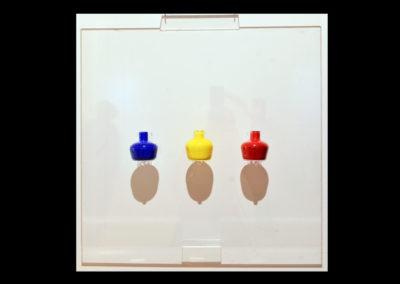 Contenitori di pigmenti in purezza 2016